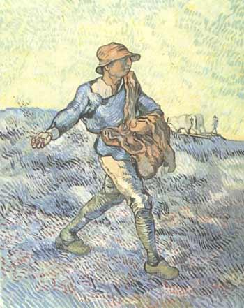 vincent van gogh der smann 1890 - Van Gogh Lebenslauf