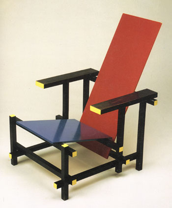 de stijl gerrit thomas rietveld. Black Bedroom Furniture Sets. Home Design Ideas